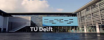 View of TU Delft
